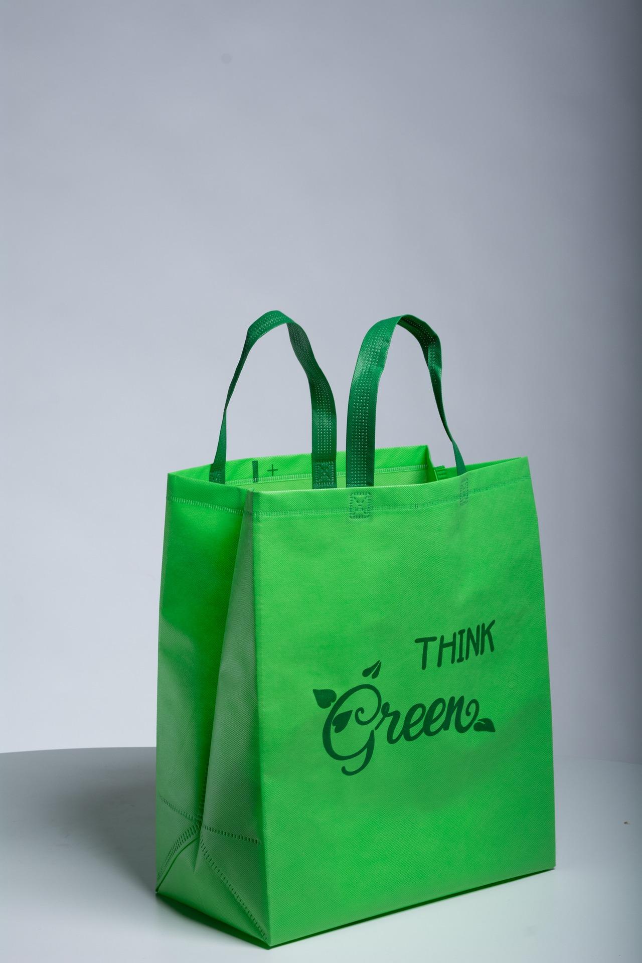 Bolsa verde - Objeciones Eco