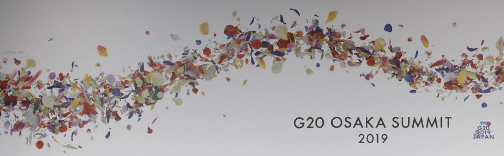 G20 Osaka - Cambio climático G20 Osaka summit 2019