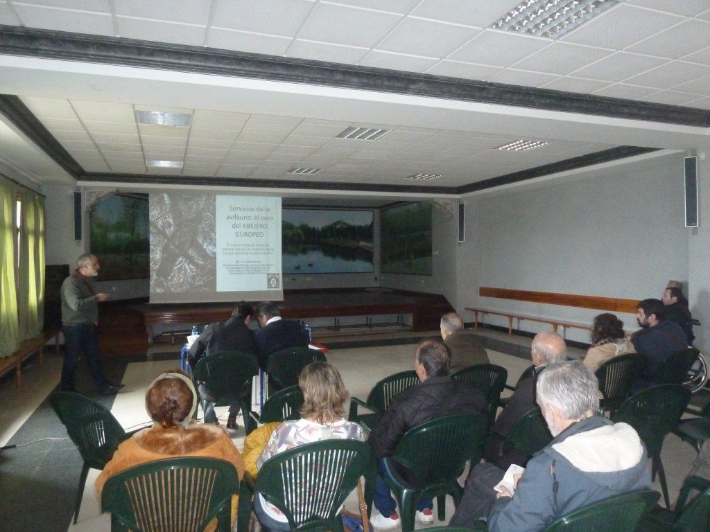 Servicios Ambientales avifauna 1 1024x768 - Charla - coloquio, El conejo de monte en galicia